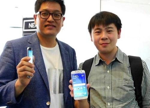 จิบโกโก้เล่าให้ฟัง ที่มา Samsung Galaxy S6 จากปากหัวหน้าผู้ออกแบบตัวจริงเสียงจริงจากแดนกิมจิ