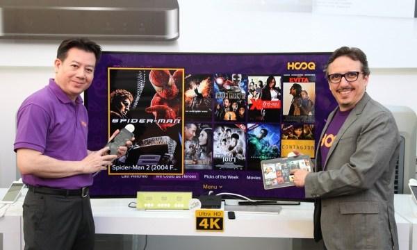 HOOQ จับมือ AIS เปิดตัว VOD ครั้งแรกใน South East Asia เสิร์ฟภาพยนตร์ดังระดับ Hollywood