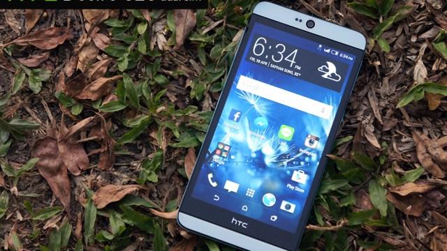 [Review] HTC Desire 826 dual sim กล้องหน้า 13MP ชัดเต็มจอ ลำโพง BoomSound พร้อม 4G สองซิม