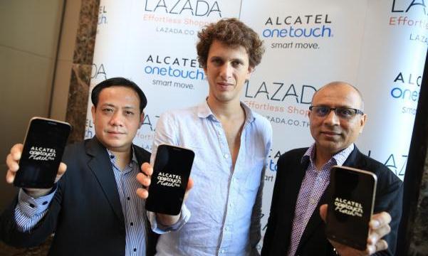 Say Cheese! ไปกับ Alcatel Flash Plus สมาร์ทโฟน Premium Design รุ่นล่าสุดจากลาซาด้าและอัลคาเทล