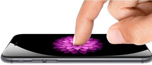 Apple เปลี่ยนใจเลือกใช้ระบบ Force Touch ให้กับ iPhone 6s ด้วย