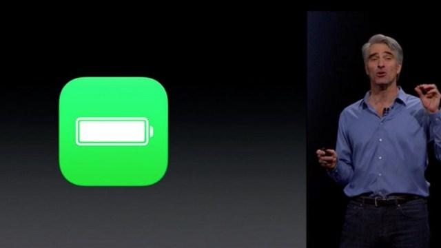 เผยความลับโหมดประหยัดพลังงานของ Apple iOS 9 เข้าใจได้ไม่ยาก