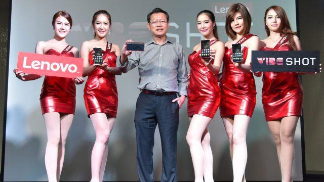 """เปิดตัว """"Lenovo VIBE Shot"""" สมาร์ทโฟนเพื่อการถ่ายภาพเทียบระดับมือโปร วางจำหน่ายแล้ว 11,990 บาท"""
