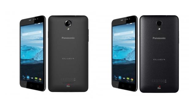 Panasonic เปิดตัวสมาร์ทโฟนพร้อมกันทีเดียว 3 รุ่น รองรับ 4G และ dual-SIMs