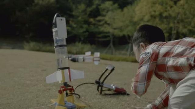LG ออกโฆษณาสุดน่ารัก ชูจุดขาย V10 ปลอดภัยจากเด็กวัยกำลังซน