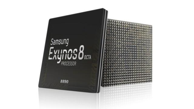 มีแววแรง แย้มพลังประมวลผล Samsung Exynos 8895 ชิปเทคโนโลยี 10 นาโนเมตร