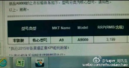ทยอยออกมา เผยแล้วราคาทำตลาดของ Samsung Galaxy A9 ในประเทศจีน
