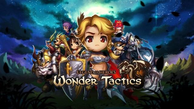 Com2uS ประเดิมปี 2016 เปิดให้บริการ Wonder Tactics เดินหน้าเจาะตลาดทั่วโลก!