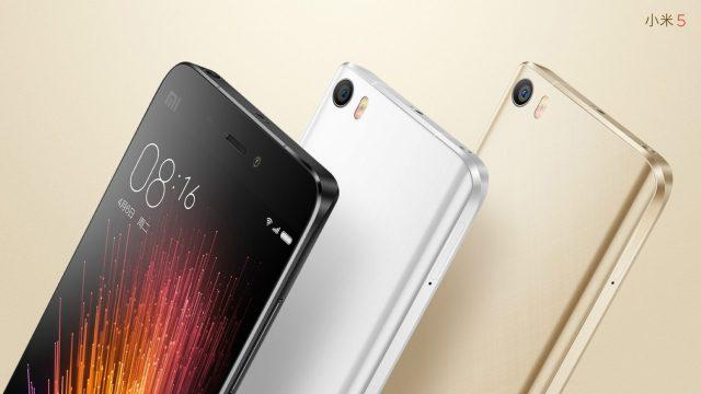 สิ้นสุดการรอคอย! เปิดตัว Xiaomi Mi 5 สเปคสุดแรงชิปเซต SD 820 กล้องเทพกันสั่น 4 แกน สตาร์ทราคาหมื่นต้นๆ