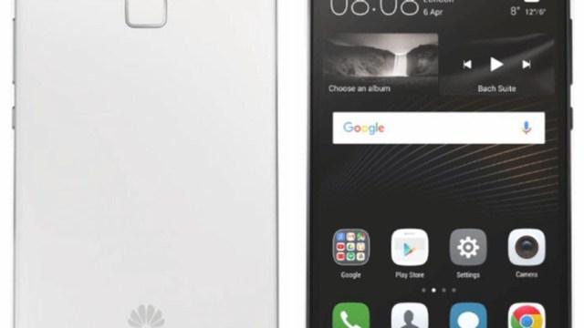 ภาพเรนเดอร์ฟ้อง Huawei P9 Lite ไม่มีกล้องคู่ แต่ยังเหลือสแกนลายนิ้วมือ