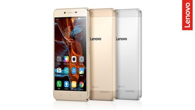 Lenovo VIBE K5 และ VIBE K5 Plus พร้อมวางจำหน่ายแล้ววันนี้ที่งาน Thailand Mobile Expo 2016
