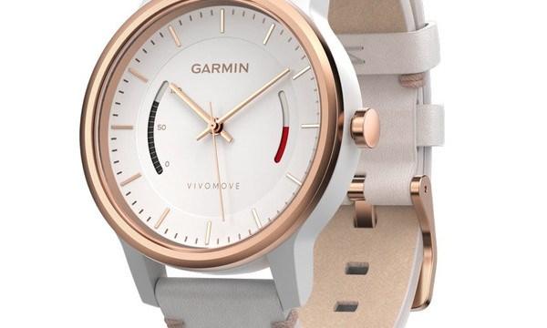 Garmin เปิดตัวอุปกรณ์สวมใส่รุ่นใหม่ Vivomove เทคโนโลยีผสานหน้าปัดสไตล์คลาสสิค