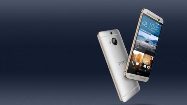 เปิดตัว HTC One M9+ เวอร์ชั่นอัพเกรดกล้อง หน้าจอ 5.2 นิ้ว พร้อมขายที่อินเดีย