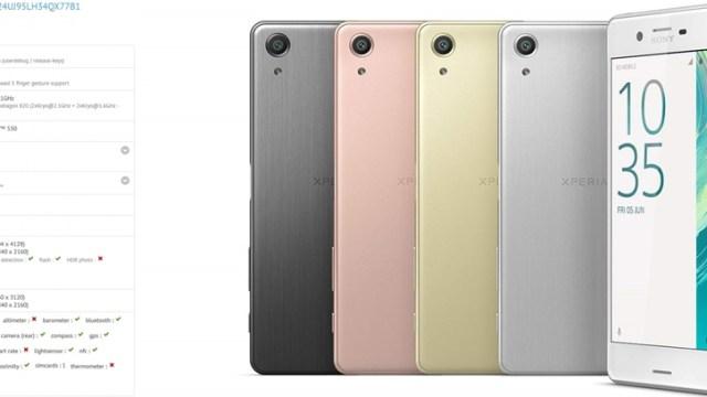 พบสมาร์ทโฟนปริศนาของ Sony บน GFXBench สเปคคล้าย Xperia X Performance