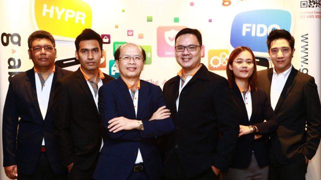 G-ABLE ผนึกกำลัง HYPR Corp.เสริมเกราะให้ลูกค้าองค์กรด้วยเทคโนโลยี Biometric