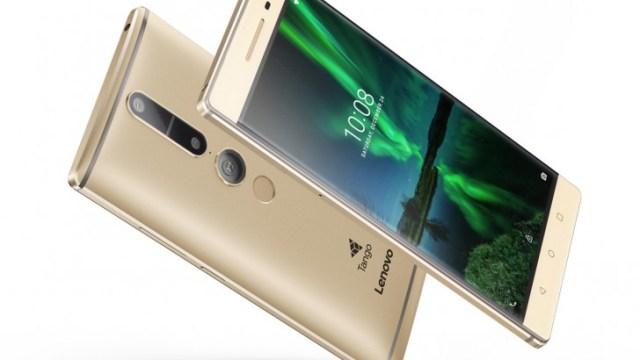 Lenovo เปิดตัว Phab 2 Pro สมาร์ทโฟน Project Tango รุ่นแรกของโลก พร้อมด้วย Phab2/Phab2 Plus
