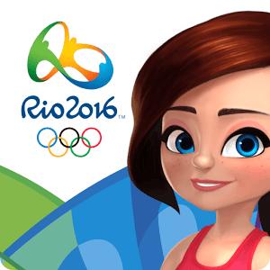"""เปิดเพลงชาติไทยให้ลั่น!! """"Rio 2016: Olympic games"""" เกมส์กีฬาของมวลมนุษยชาติบนมือถือ"""