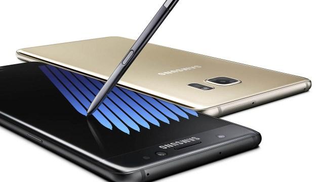 Samsung เคลื่อนไหว! เร่งตรวจสอบปัญหา Galaxy Note7 คาดรู้ผลเร็วๆนี้