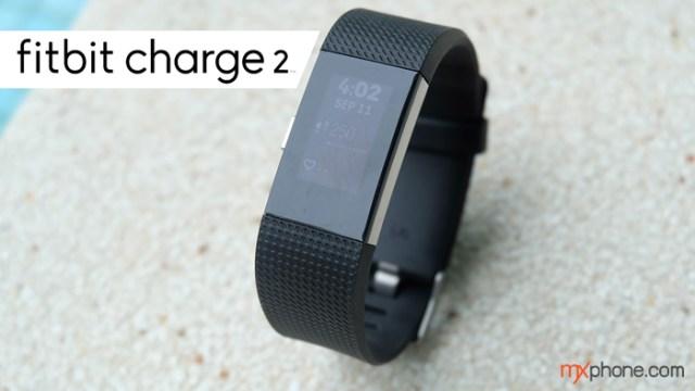 สัมผัส Fitbit Charge 2 ฟิตเนสแบนด์อัจฉริยะ วัด Heart rate ตลอดวัน รองรับกีฬาหลายประเภท