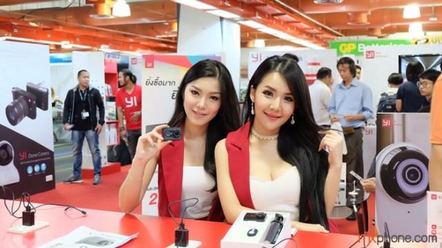 เยี่ยมชมพริตตี้งาน Thailand Mobile Expo 2016 Showcase วันแรก บูธไหนน่าไปมาดูกัน