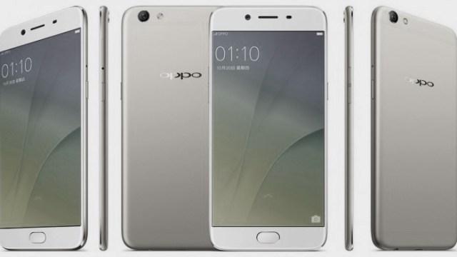ภาพหลุดสมาร์ทโฟน OPPO R9s ก่อนเปิดตัวจริง 19 ต.ค. นี้