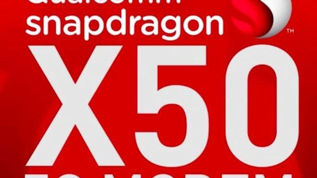 ทีเด็ดเลย Qualcomm Snapdragon X50 โมเด็มสมาร์ทโฟนรุ่นแรก ทดสอบเครือข่าย 5G