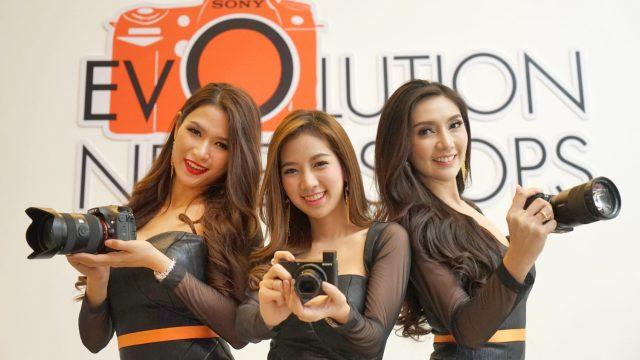 Sony เขย่าตลาดปลายปี! ส่งกล้องเรือธงกลุ่มอัลฟ่า a99 II และ a6500 เปิดตัวในไทย
