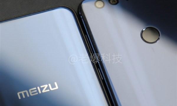 ยังไงกันแน่? ภาพหลุดใหม่ Meizu X มีกล้องคู่ สแกนลายนิ้วมือด้านหลัง