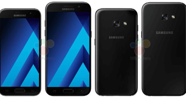 เผยภาพเรนเดอร์ Samsung  Galaxy A5 (2017) / A3 (2017) ยันเปิดตัวมกราคม