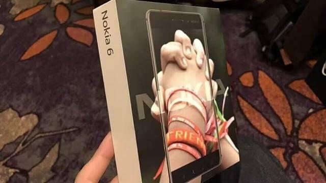 ประเดิมแรกเซอร์ไพรซ์ HMD ซุ่มเปิดตัว Nokia 6 (D1) ในตลาดจีนแผ่นดินใหญ่