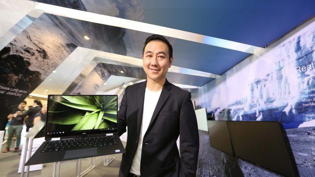 มาแล้ว!! Dell เปิดตัวโน้ตบุ๊ค XPS13 2-in-1 ในไทย มาพร้อมจอ S Series Monitor