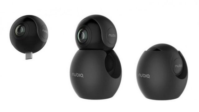 นี้ก็เด็ด! ZTE เผยโฉม NeoAir VR กล้อง 360 องศาสำหรับสมาร์ทโฟน