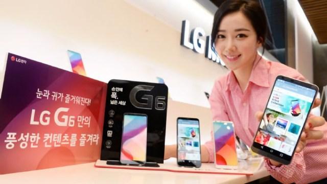 LG เผยเดือนพฤษภา แอปพลิเคชั่นสนับสนุนหน้าจอ Full Vision 18:9 จ่อครบ 300 ตัว