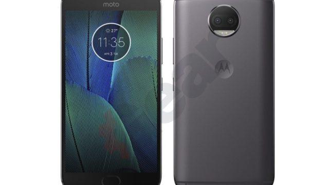 ภาพเรนเดอร์ชุดใหม่ เผย Moto G5s Plus ตามเทรนด์มีสเปคกล้องหลังคู่