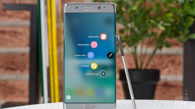 คอนเฟิร์ม Samsung พา Galaxy Note 7 รีเทิร์นด้วยชื่อ Note 7R ขายเกาหลีที่แรก