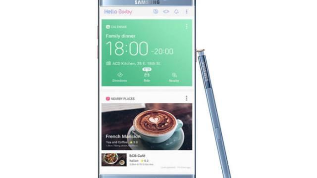 เผย Samsung Galaxy Note7R ใช้สเปคสีเหมือน Note7 และอาจจะมี Bixby ให้ใช้ด้วย