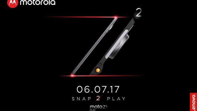 สิ้นสุดการรอ!! สมาร์ทโฟน Moto Z2 Play ที่มาพร้อมนวัตกรรม Moto Mods จะได้ยลโฉมพร้อมกันที่ไทยที่แรกในอาเซียน