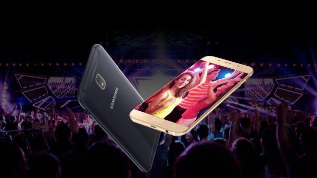 เปิดตัว Samsung Galaxy J7 Pro / J7 Max ที่อินเดีย เน้นเจาะตลาดโซเชียลฯ