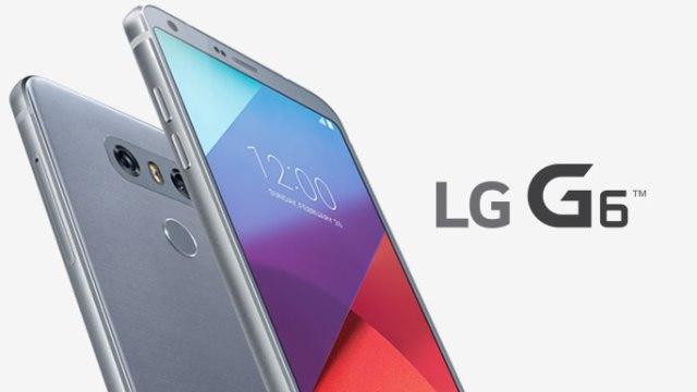 รายงานเผย LG ขยับตัวเตรียมวางจำหน่าย G6 Pro / G6 Plus เพิ่มอีกในเกาหลีใต้