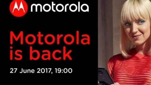เดินสายทัวร์ เผยบัตรเชิญ Motorola เตรียมจัดงานแถลงข่าว Moto Z2 ช่วงสิ้นเดือนมิถุนา