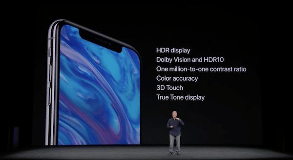 DisplayMate ยกนิ้วหน้าจอ iPhone X ทรงประสิทธิภาพที่สุดเท่าที่เคยทดสอบมา