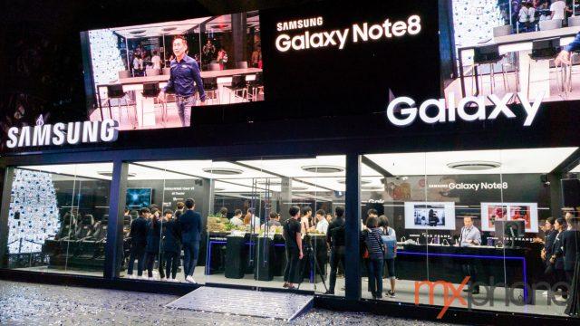 รับเทศกาลส่งท้ายปี! Samsung เปิด Galaxy Studio @Siam Square One ถึง 12 ม.ค.61 เท่านั้น