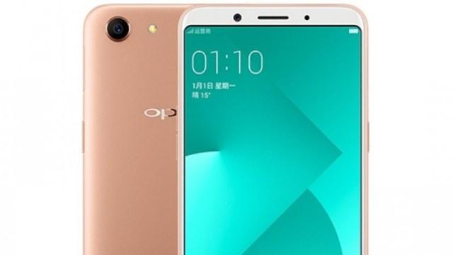 เปิดตัวรัวๆ เผยโฉม OPPO A83 สมาร์ทโฟนราคาประหยัด ใช้จอ 5.7 นิ้ว กล้อง 13MP