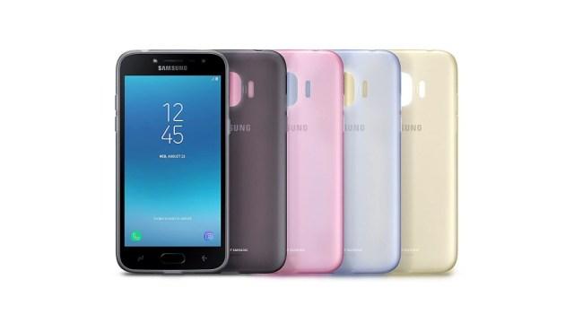 หลุดรูปน้องเล็ก Samsung Galaxy J2 (2018) บนเว็บไซต์ทางการ คาดมาแน่เร็วๆนี้