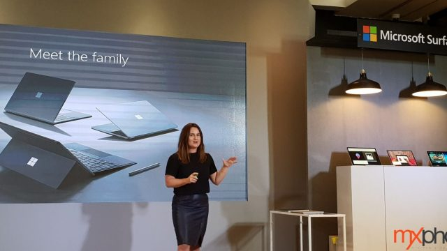 "Microsoft ขยายตลาด Surface ในประเทศไทย เปิดตัว 2 รุ่นใหม่ ""Surface Book 2"" และ ""Surface Laptop"""