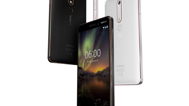 โฉมใหม่! New Nokia 6 การันตีรางวัลจากเวทีระดับโลก พร้อมแอนดรอยด์เวอร์ชั่นล่าสุด