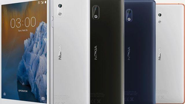 สมาร์ทโฟน Nokia 3 ก้าวเข้าสู่ตระกูล Android Oreo™ อย่างเป็นทางการแล้ว!!!