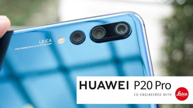 ลงลึกกล้องหลัง 3 ตัวของ หัวเว่ย P20 Pro สุดยอดสมาร์ทโฟนที่ DxOMark ให้การการันตี