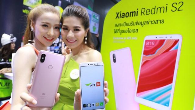 AIS จับมือ Xiaomi วางขาย Xiaomi Redmi S2 ผ่าน AIS Online Store ต้นเดือนมิถุนายนนี้ คาดราคาไม่เกิน 5,000 บาท