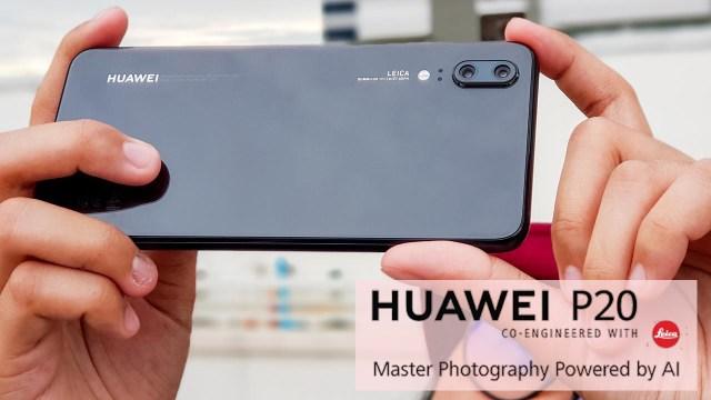 การันตีว่าคุ้ม!! Huawei P20 ที่สุดของเรือธงกล้องคู่ Leica กับฟีเจอร์ที่อัดแน่นไม่แพ้พี่ใหญ่